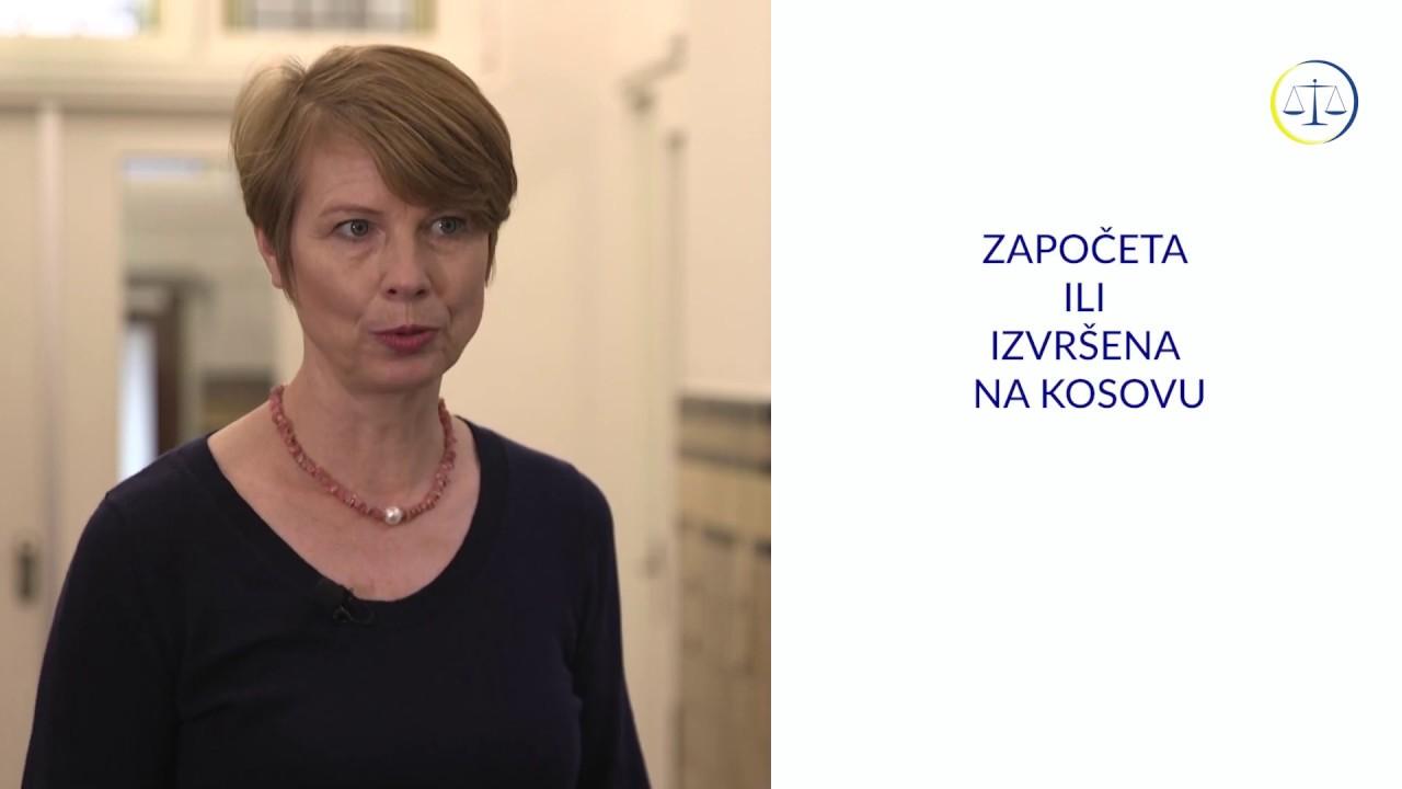 Mandat Specijalizovanih veća Kosova